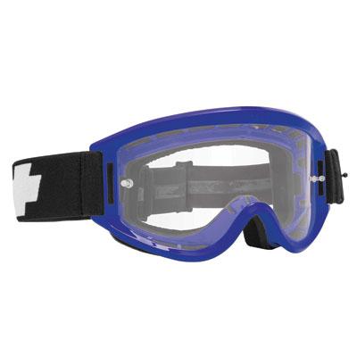 Spy Breakaway Goggle  Blue Frame/Clear Lens