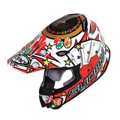 Suomy MX Jump Jackpot Helmet X-Large White