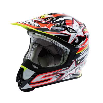 Suomy MX Jump Bullet Helmet X-Large Yellow