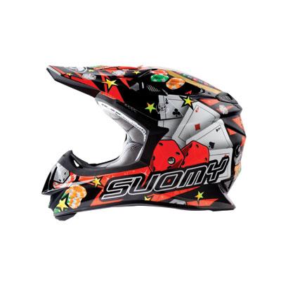Suomy MX Jump Jackpot Helmet Large Black