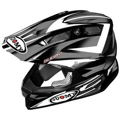 Suomy Alpha Helmet X-Small Bike Grey