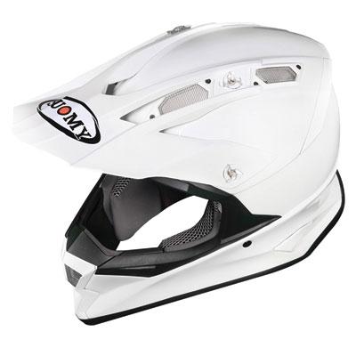 Suomy Alpha Helmet X-Large White