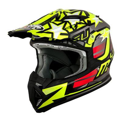 Suomy Rumble Freedom Helmet X-Small Yellow/Anthom