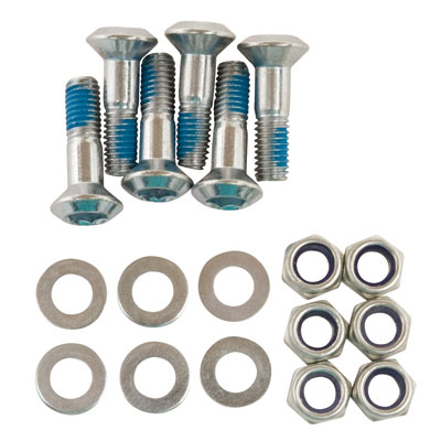 Supersprox Sprocket Bolt and Nut Kit