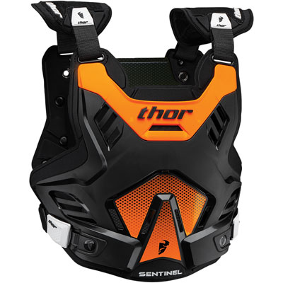 Thor Sentinel GP Roost Deflector Youth Black/Orange
