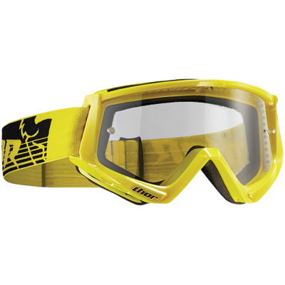 Thor Conquer Goggle  Yellow/Black
