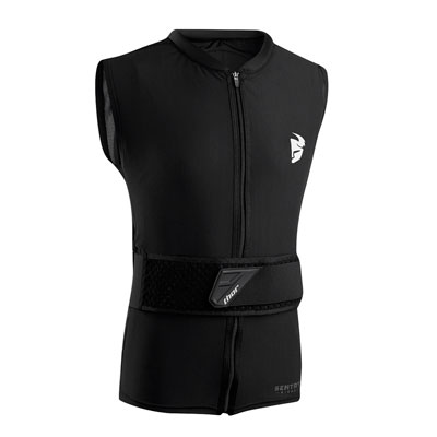 Thor Sentry Ridge Body Armor XX-Large/XXX-Large Black