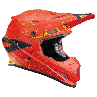 Thor Sector Hype Helmet X-Small Red/Black