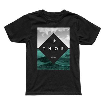 Thor Youth Testing T-Shirt X-Large Black