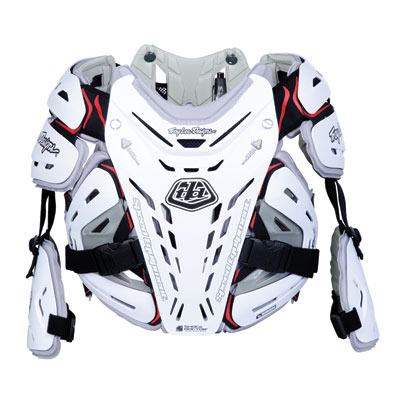 Troy Lee BG 5955 Roost Deflector Medium White