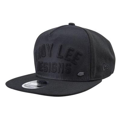 Troy Lee Reflecto Snapback Hat  Black