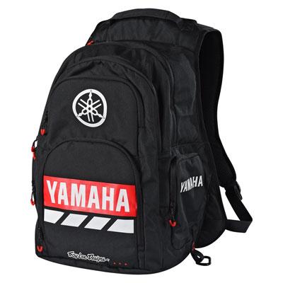 Troy Lee Yamaha Backpack  Black