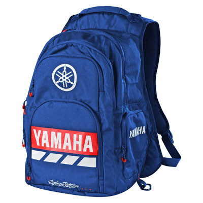 Troy Lee Yamaha Backpack  Blue