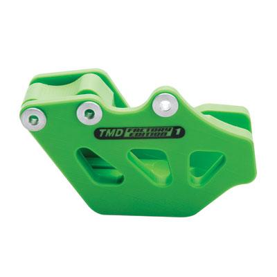 T.M. Designworks Factory Edition 1 Rear Chain Guide  Kawasaki Green