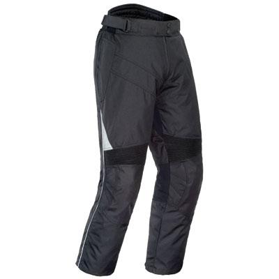 Tourmaster Venture Motorcycle Pants Small Black