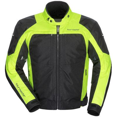 Tourmaster Pivot Jacket Medium Hi-Viz/Black