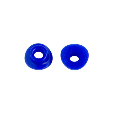 Tusk Rubber Valve Support/Seal  Blue