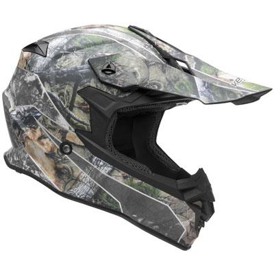 Vega VF1 Helmet Medium Skull Camo