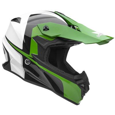 Vega VF1 Helmet X-Large Stinger Hi-Vis Green