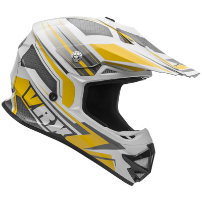 Vega VRX Helmet Small Venom Yellow