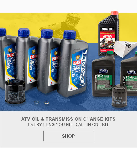 Engine and Transmission Oil Change Kits