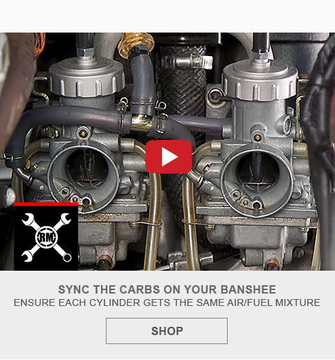 How To Sync Banshee Carbs