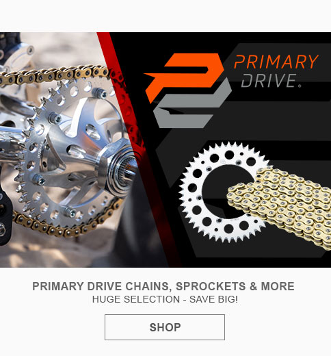 ATV Primary Drive Chains and Sprockets