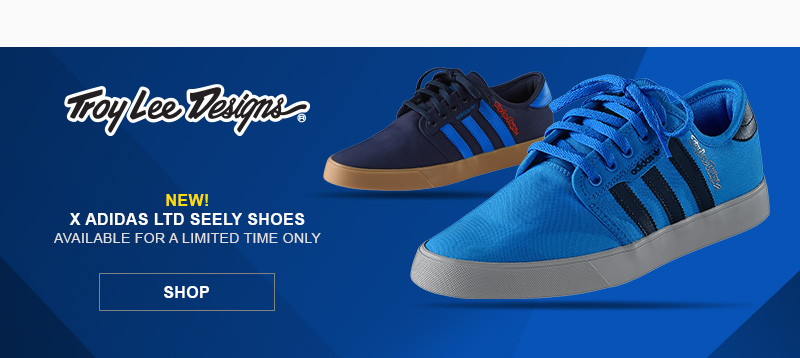 Troy Lee Designs X Adidas LTD Seely Shoes