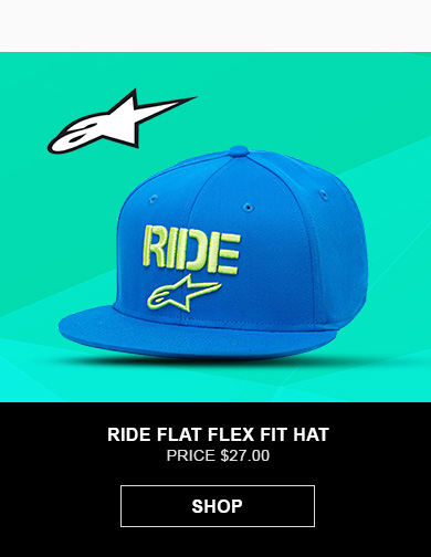 Alpinestars Ride Flex Hat