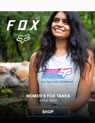 Women's Fox Tanks