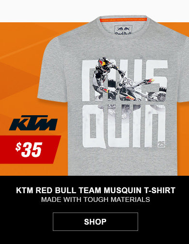 KTM Red Bull Racing Team Musquin Shirt