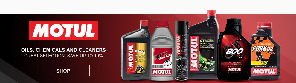 Motul Dirtbike Oils