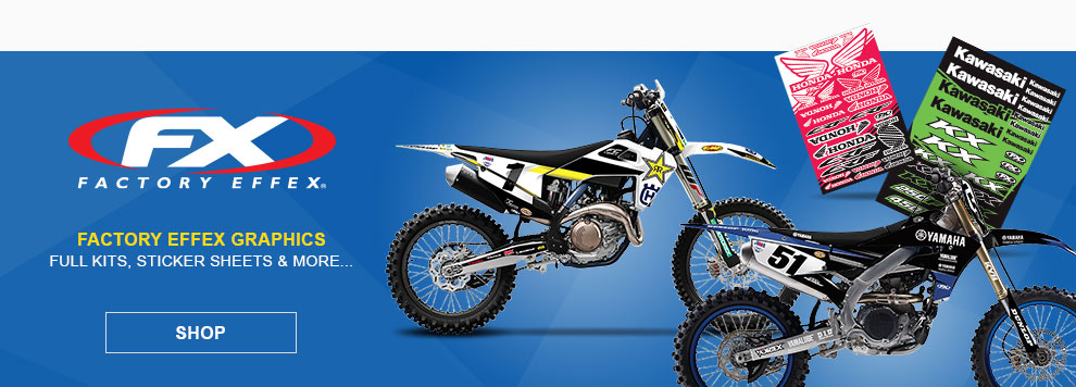 Factory Effex Dirt Bike Graphics