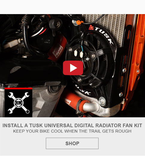 How To Install Tusk Radiator Fan