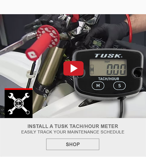 Tusk Tach Hour Meter Install