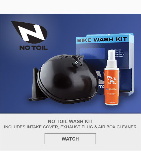 No-Toil Wash Kit