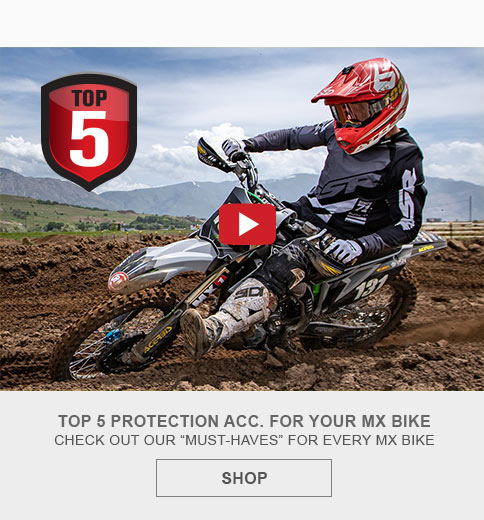 Top 5 Dirt Bike Protection Products