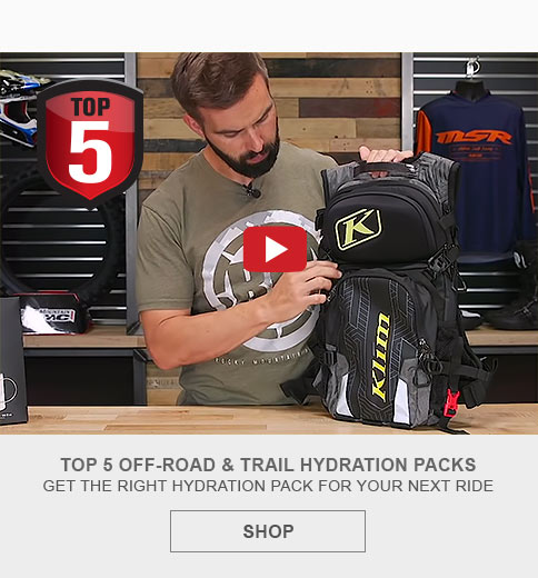 Top 5 Hydration Bags