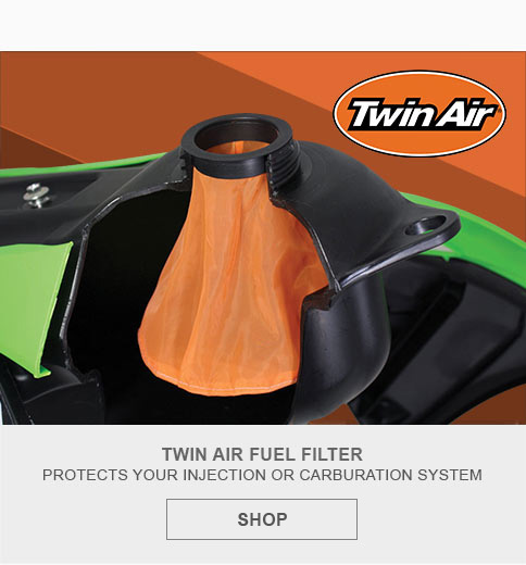 Twin Air Fuel Filter