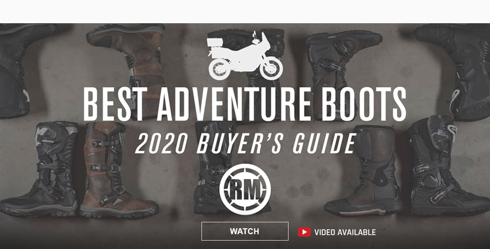 ADV Boot Buyers Guide