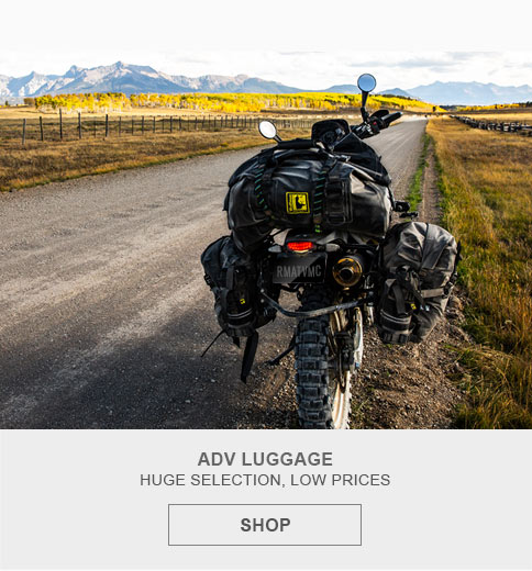 ADV Motorcycle Luggage