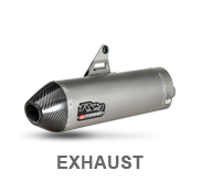 ADV and Dual Sport Exhaust Systems