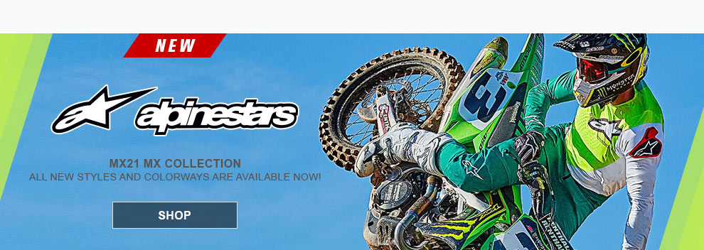 Alpinestars MX21 Gear