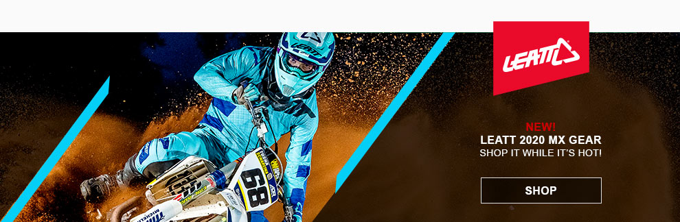 Leatt 2020 Motocross Gear