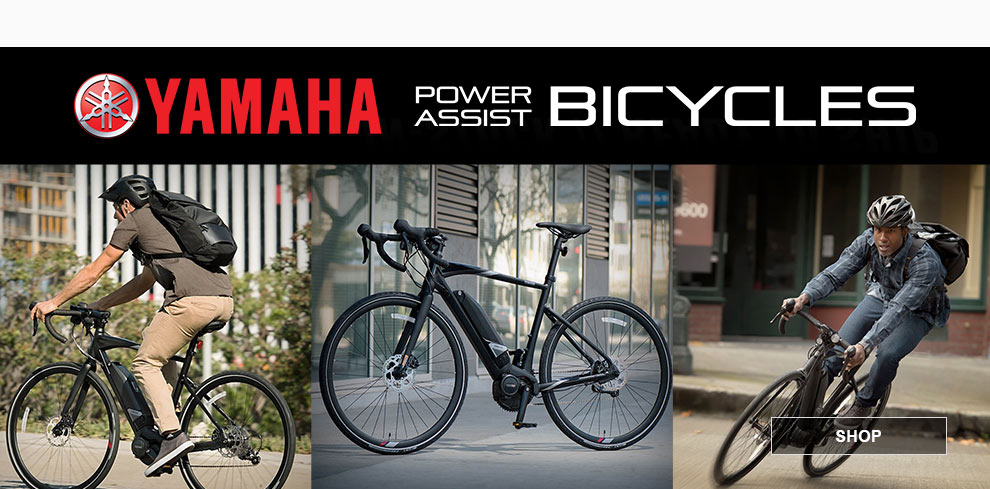 Yamaha Power Assist Bikes