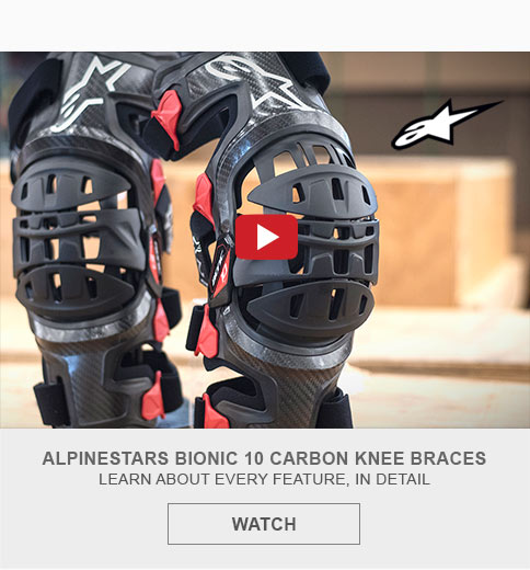 Alpinestars Bionic 10 Carbon Knee Braces