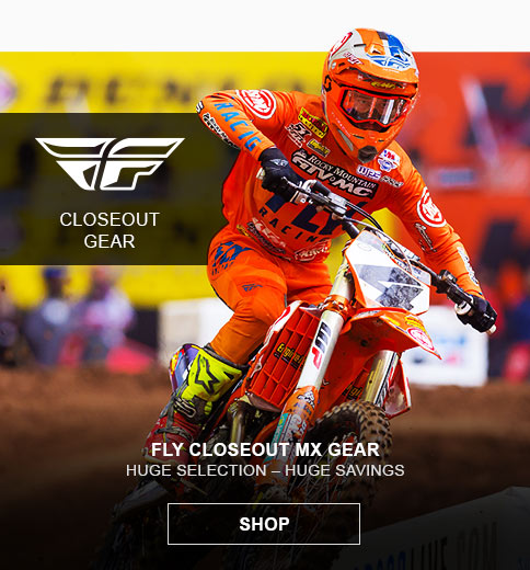 Fly Closeout MX Gear
