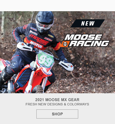 Moose 2021 MX Gear