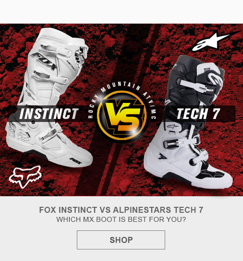 Tech 7 vs Instinct Boots