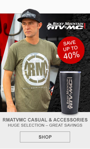 Rocky Mountain ATVMC Branded Casual